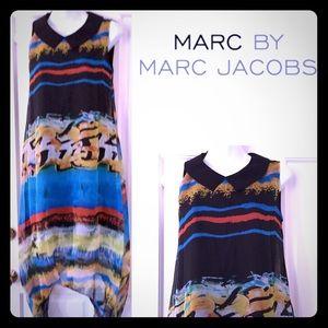 SALE Marc by Marc Jacobs silk dress